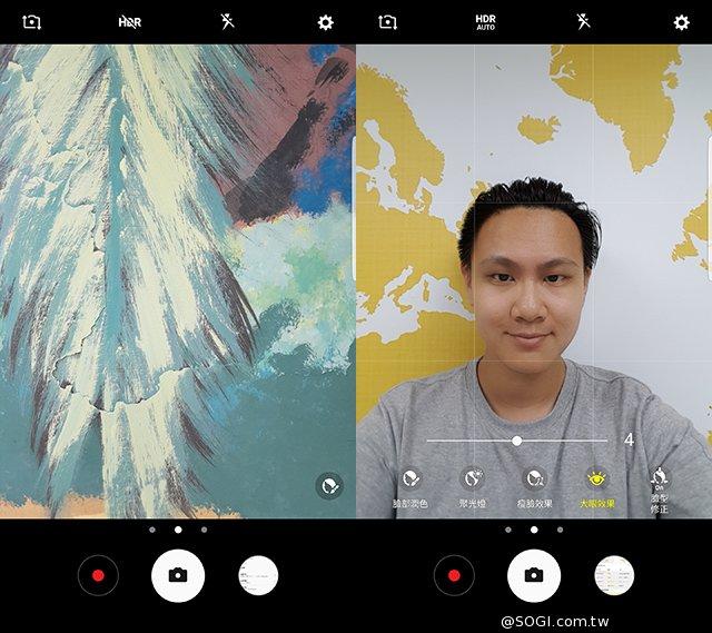 界面更简洁:三星 Galaxy Note 7相机实拍体验