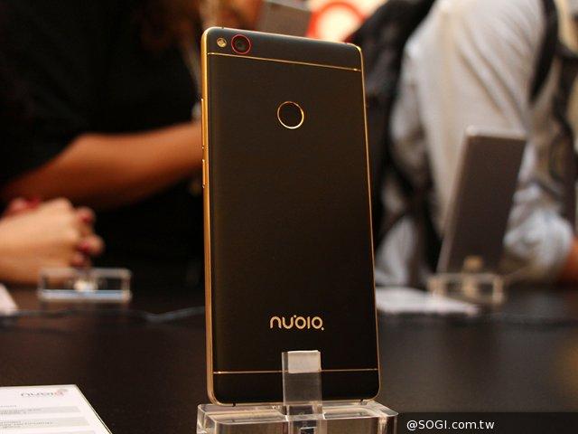 努比亚首度参展IFA nubia Z11黑金版发布