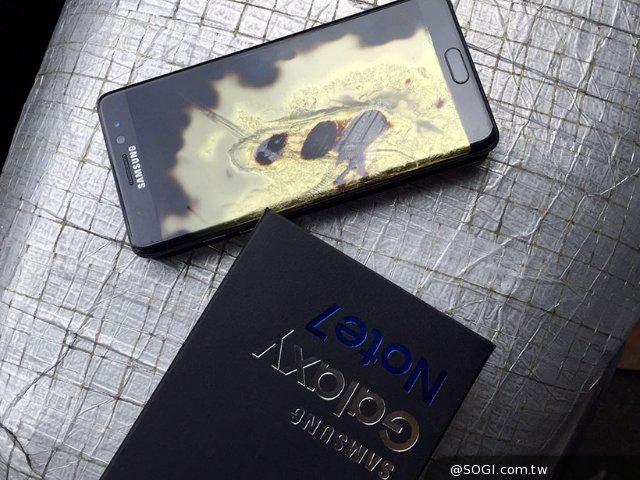 三星Note 7全球停止销售与换机 新版可退货