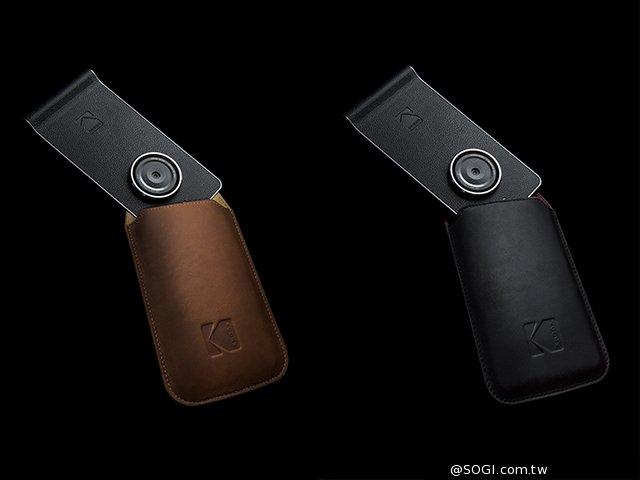 柯达拍照手机Ektra发布 21MP主镜头+13MP前镜头