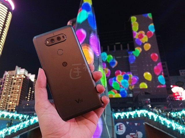 帶著LG V20悠遊台北 Hi-Fi錄影捕捉最珍回憶