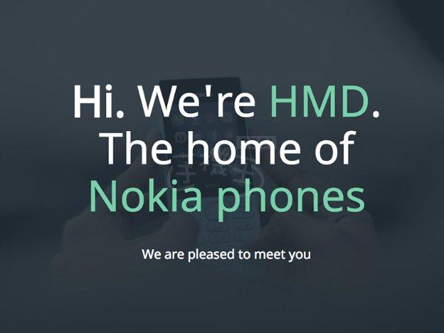 HMD:新一代诺基亚智能手机2017上半年推出