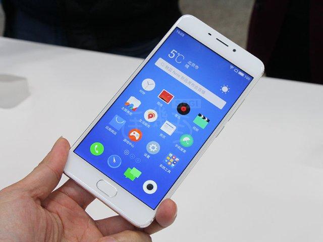 一体化设计:5.5寸魅蓝Note5与魅蓝手环发布