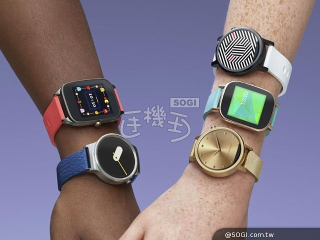 Google確認2017年將推兩款Android Wear 2.0智慧錶