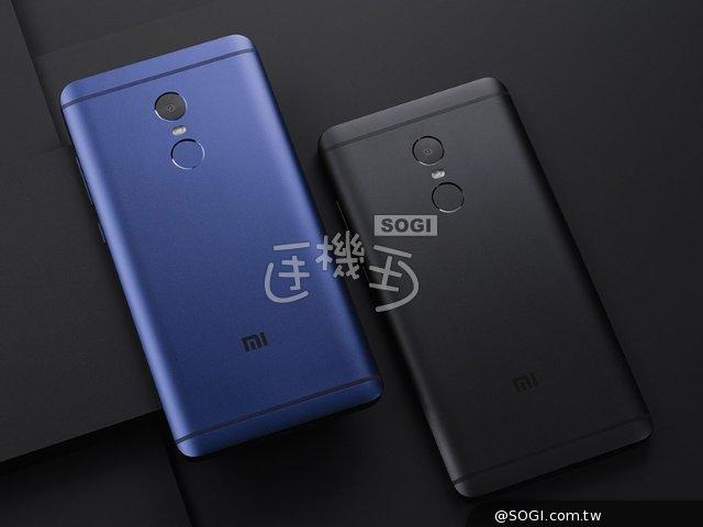 红米Note 4新增黑、蓝两色:质感十足