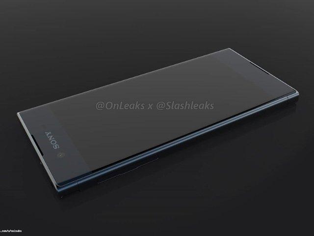 神似XZ?!2017年新版Sony X渲染图疑曝光
