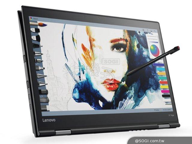 联想CES推IdeaPad Miix 720与ThinkPad X1系列变形笔电