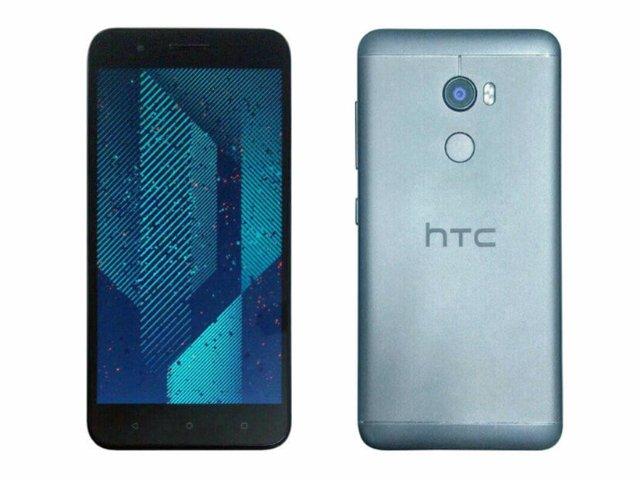 HTC One X10实机照疑曝光 配后置指纹识别器