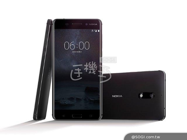 诺基亚回来了!全新金属手机发布1月中国上市