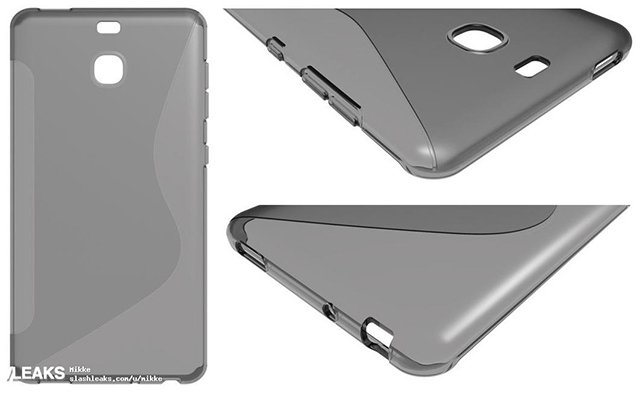 疑SAMSUNG S8保護殼曝光 保留耳機孔、沒有Home鍵