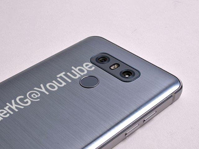 LG G6手机再曝光 Always-on待机屏幕